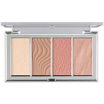 Палетка для контурирования PÜR 4-In-1 Skin Perfecting Powders Face Palette Fair-Light 15 г