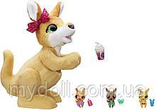Интерактивная игрушка мама Джоси Кенгуру E6724 Hasbro furReal Mama Josie The Kangaroo Джози Оригинал