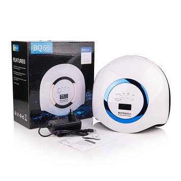 Лампа для нігтів UV+LED SUN BQ-V1 Blue, 168 Вт