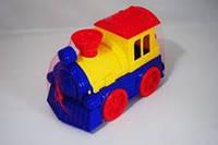 Детский пластиковый поезд 0644 ТМ Юника