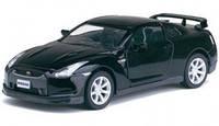 "Машина Kinsmart KT5340W ""Nissan GT-R R3 2009"""