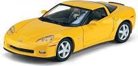 """Машина Kinsmart KT5320W """"CHEVROLET CORVETTE Z06 2007"""""""
