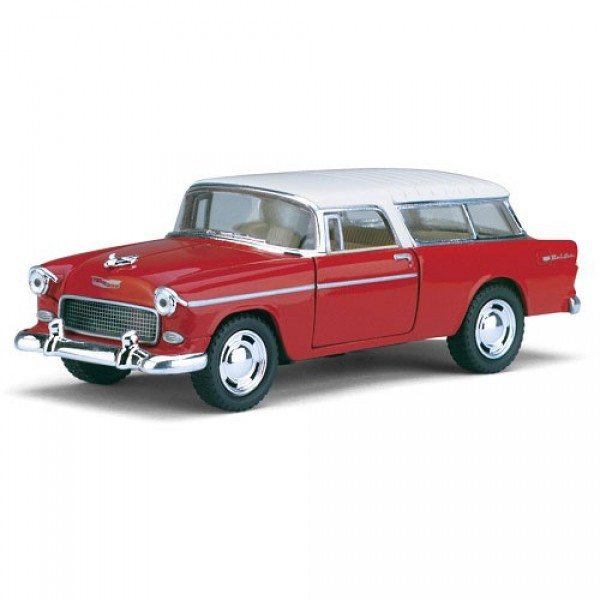 "Машина Kinsmart KT5331W ""CHEVY NOMAD 1955"""