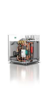 Грунтовый тепловой насос EcoPart 417, 17 кВт, фото 3
