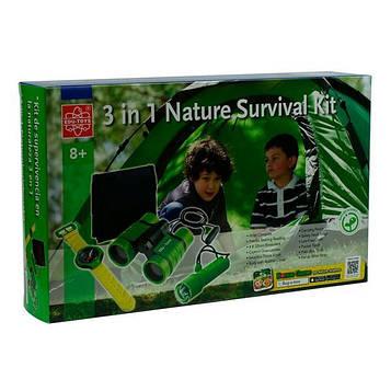 Набор натуралиста Edu-Toys Комплект 3 в 1 (BL019) (SV)