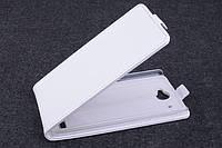 Чехол флип для Lenovo S939 белый