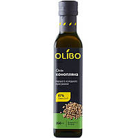 Конопляное масло холодного отжима Olibo (EcoOlio), 250 мл, фото 1