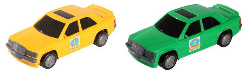 """Детская машина """"Авто-мерс"""" 39004 Wader"""