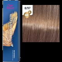 Фарба для волосся Wella Koleston Perfect ME+ 8/97 Молочний шоколад