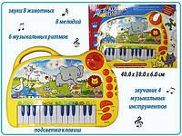 """Детский музыкальный развивающий  орган """"Всезнайка"""" N55"""