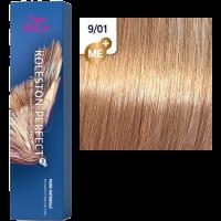 Краска для волос Wella Koleston Perfect ME+ 9/01 Орех пекан