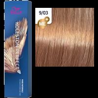 Фарба для волосся Wella Koleston Perfect ME+ 9/03 Льон