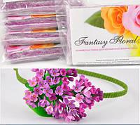 Холодный фарфор Fantasy Floral для реалистичных цветов,цвет сиреневый, фото 1