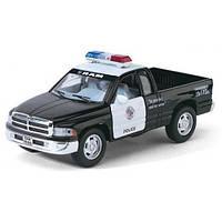 """Детская Машина Kinsmart KT5018WP Полиция """"Dodge Ram"""""""