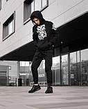 Спортивный костюм Uzumaki Черный, фото 2