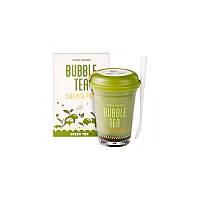 Ночная маска Etude House Bubble Sleeping Pack Green Tea для лица 100 гр