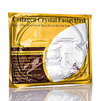 Серебряная маска Collagen Crystal Facial Mask для лица с коллагеном и гиалуроновой кислотой
