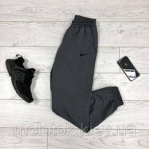 Спортивные штаны серые Nike (Найк)