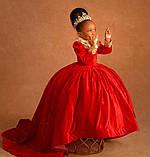 Monroe - В стилі D&G Легка висока діадема обруч на легкій основі, сережки в подарунок (7см), фото 3