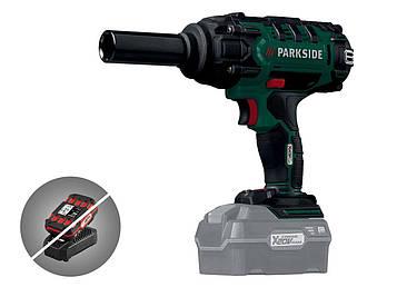 Акумуляторний ударний гайковерт PARKSIDE PASSK 20-Li A1 (Без акумулятора / без зарядного пристрою)