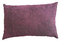 Подушка бордовая Sacho