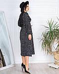 Жіноче плаття, супер - софт, р-р 42-44; 46-48 (чорний), фото 2