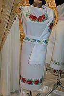 Заготовка вышивки бисером Детское платье ВПД-2