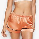 Шорті домашні жіночі Basic, помаранчевий Berni Fashion