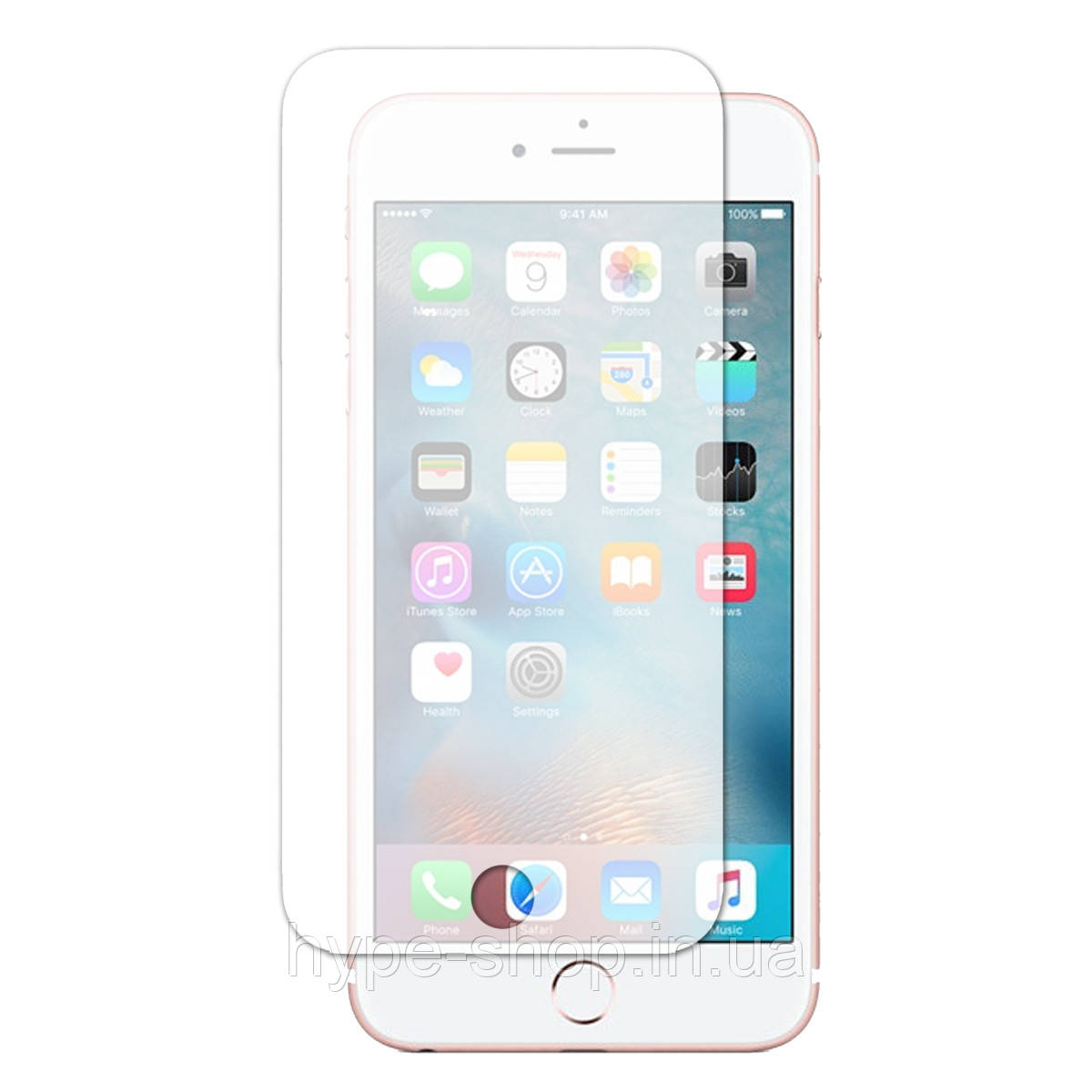 Гідрогелева захисна плівка для смартфонів iPhone (5/5s/6/6s/6s plus/7/7plus/8/8 plus/x/xs/11/11 Pro і