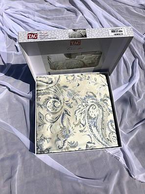 Двоспальний євро комплект TAC Crosby Сатин-Digital, фото 2