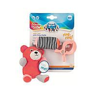 Іграшка підвіска Canpol babies Bears кораловий (68/054_cor)