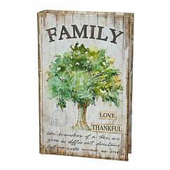 Книга сейф Family 26 см