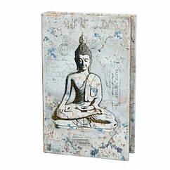 Книга сейф Сокровища Будды 26 см