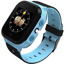 Детские, смарт часы Q150S Blue с GPS