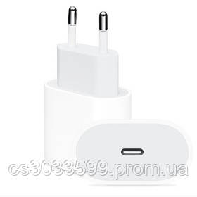 СЗУ NX 110-240V, 1xType C, 18W, White, Box