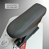 Smart ForTwo 450 1998-2007 (всі моделі) підлокітник Armcik Стандарт, фото 3