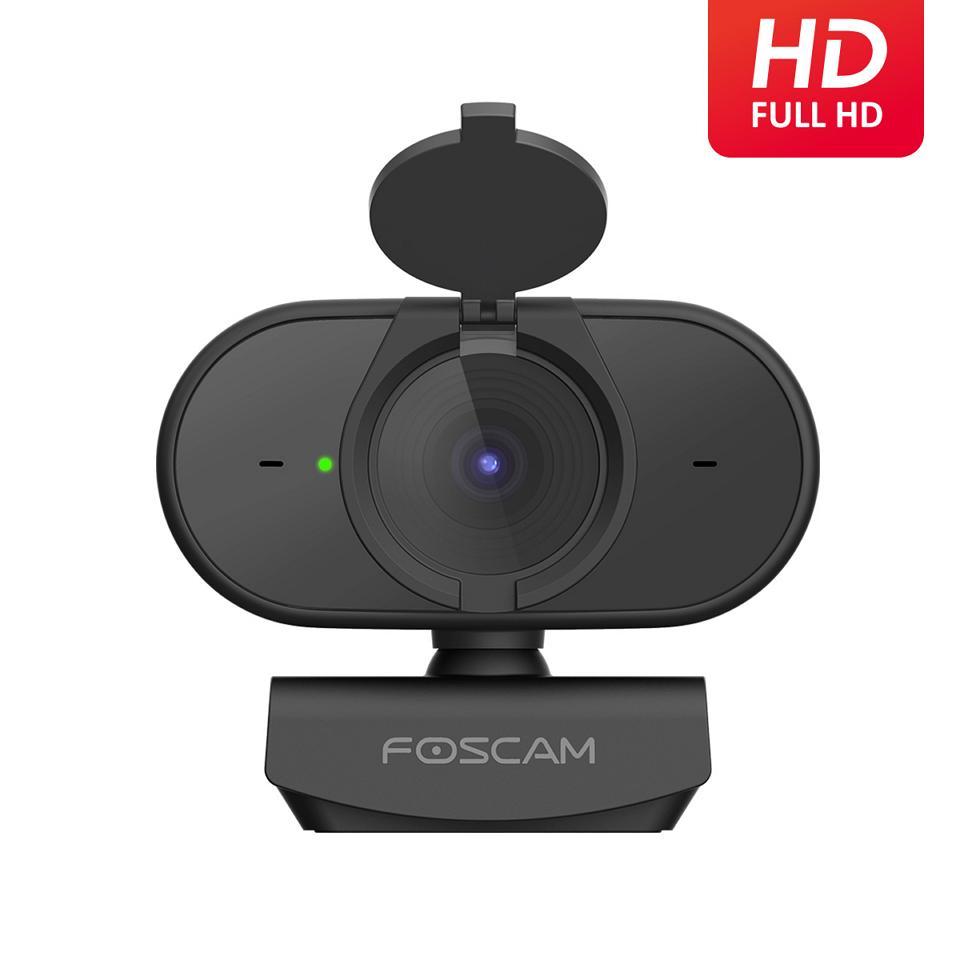 Веб-камера Full HD 1920*1080 (2.0M Pixels)  стерео микрофоны стриминговая вебкамера для ПК компьютера ноутбука
