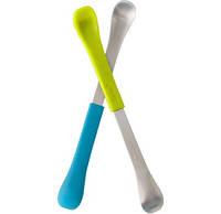 Набор ложек для кормления SWAP (Blue-Green) -  Boon, фото 1
