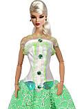 Одяг для ляльок Барбі (бальна сукня), фото 3