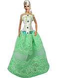 Одяг для ляльок Барбі (бальна сукня), фото 2