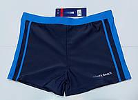 Плавки-шорты мужские Atlantic синий