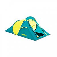BW Палатка 68097 двухместная, с навесом, водонепроницаемая