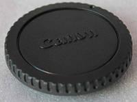 Задняя крышка объектива Canon + тушки, body