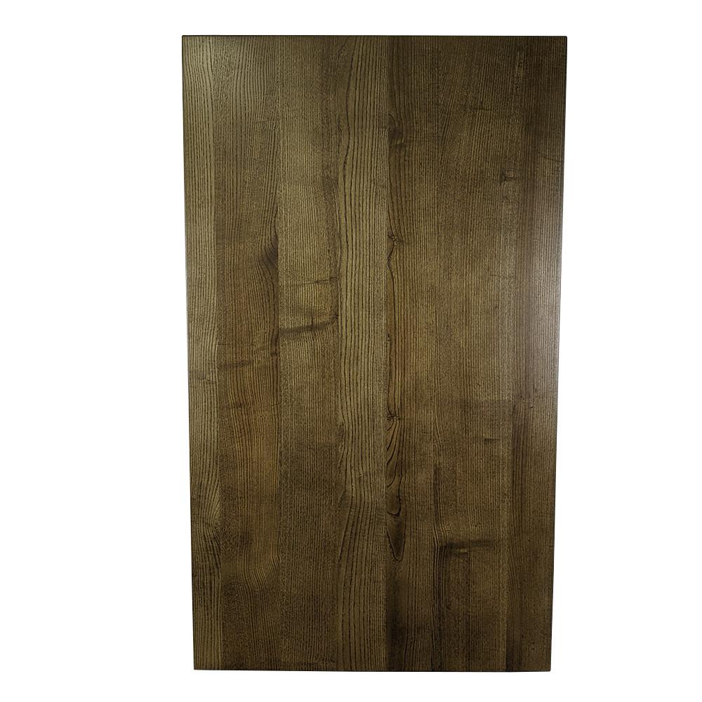Столешница на кухню из массива благородного дерева ясеня
