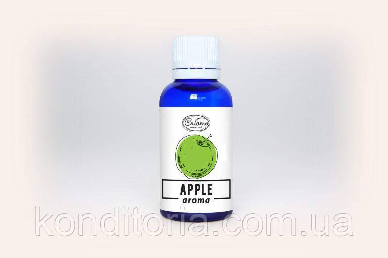 Ароматизатор харчовий CRIAMO яблуко 30г