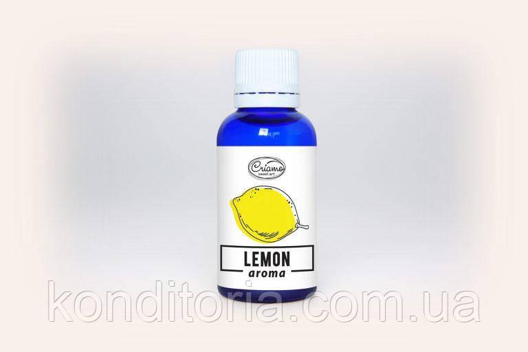 Ароматизатор харчовий CRIAMO лимон 30г