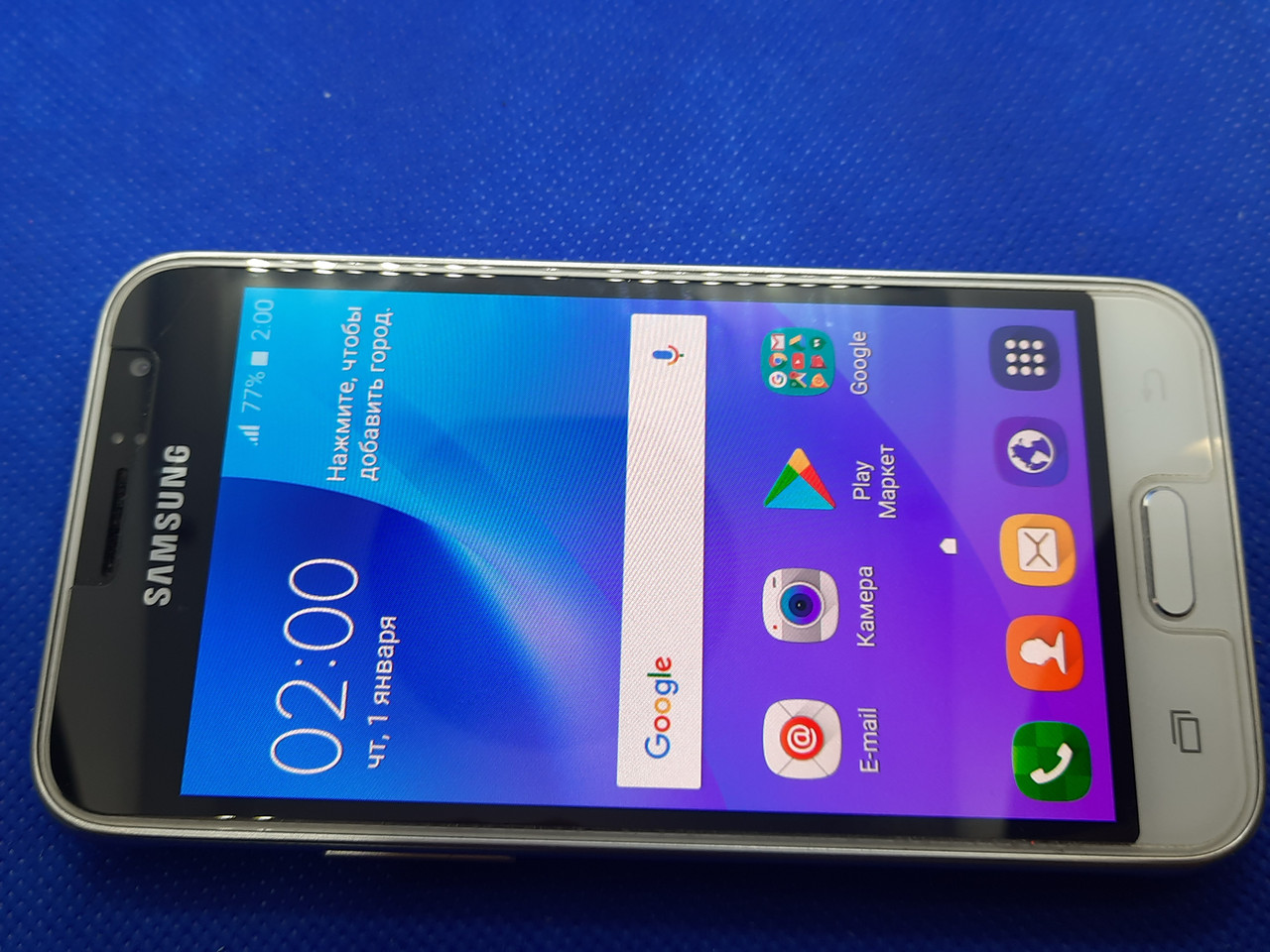 Samsung Galaxy J1 2016 SM-моделі j120 #1404ВР