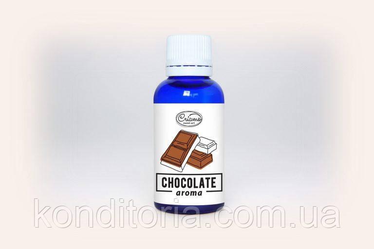 Ароматизатор харчовий CRIAMO шоколад 30г