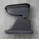 Підлокітник Armcik S1 з зсувною кришкою для Smart Fortwo II 451 РЕСТАЙЛ. 2010-2015, фото 2