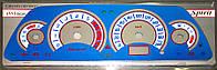 """ProSpirit - Накладки на панель приборов для ВАЗ 2110-2111, """"Нива Шевроле"""", Blue, YB-001"""